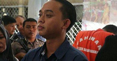 Pegawai Humas Gubernur Dijebloskan ke Penjara