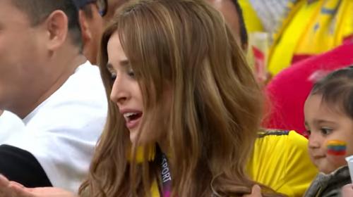 Cuplikan video Pertandingan Kolombia Vs Inggris
