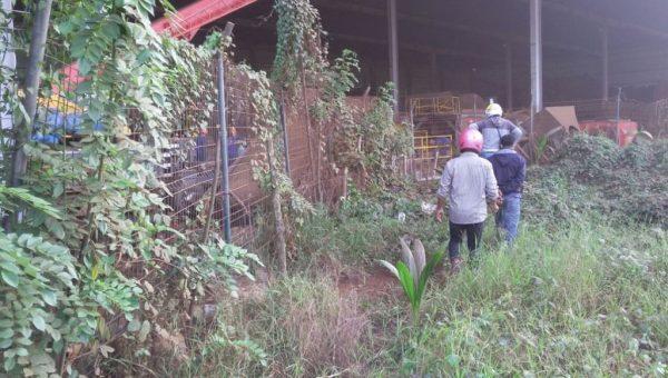Pembuangan Air Limbah ke Lahan Warga, PT VDNI Terkesan Tutup Mata