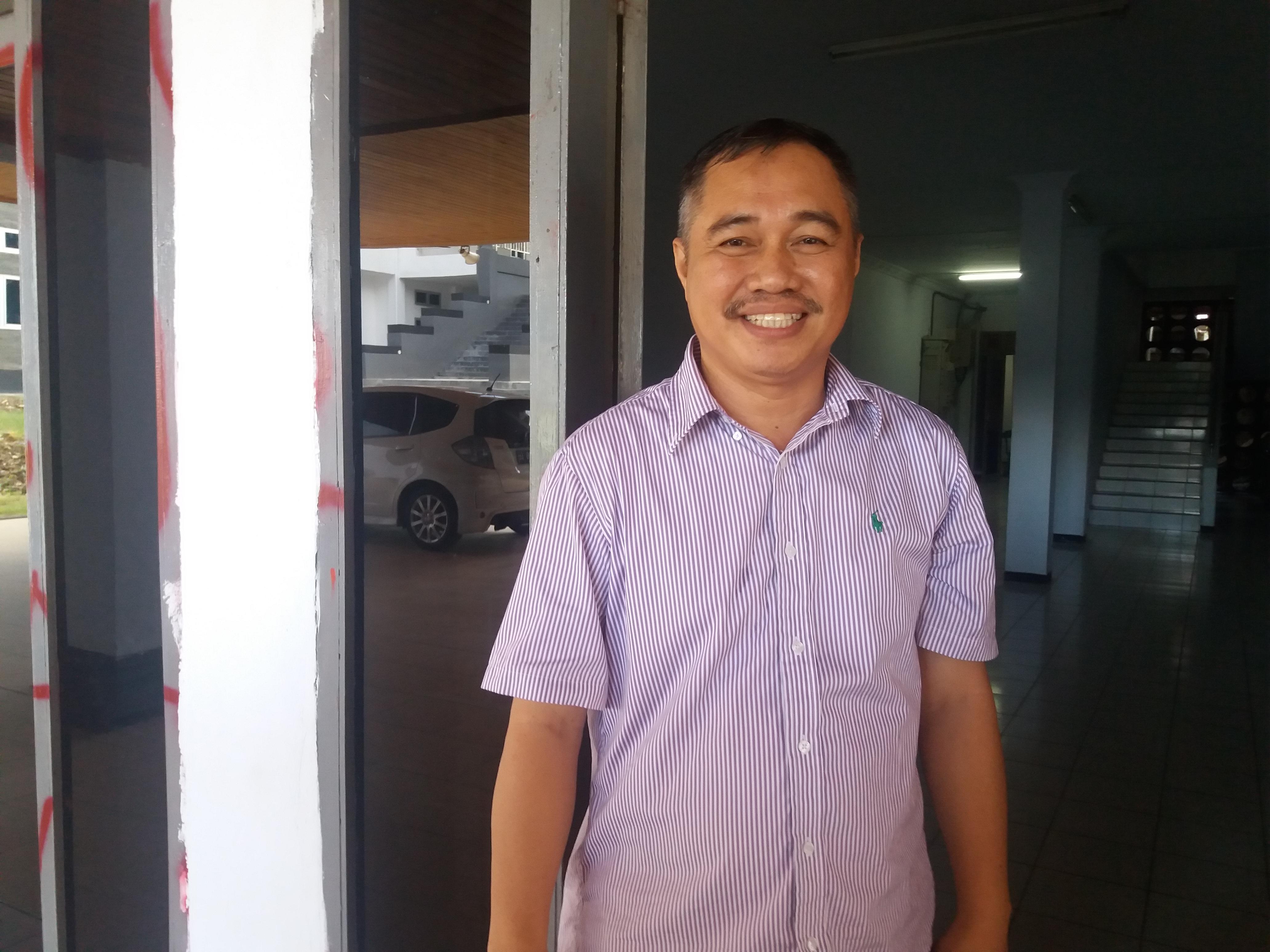 sekretaris DPD PDIP Prov. Sultra Litanto