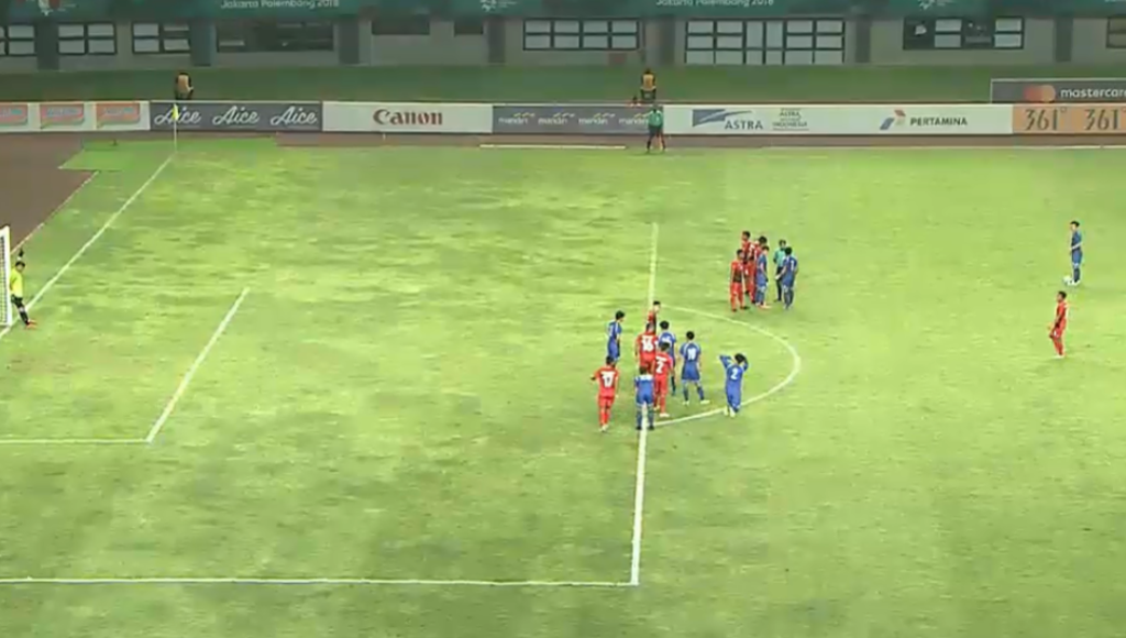 Live Streaming Asian Games, Indonesia Vs Taiwan
