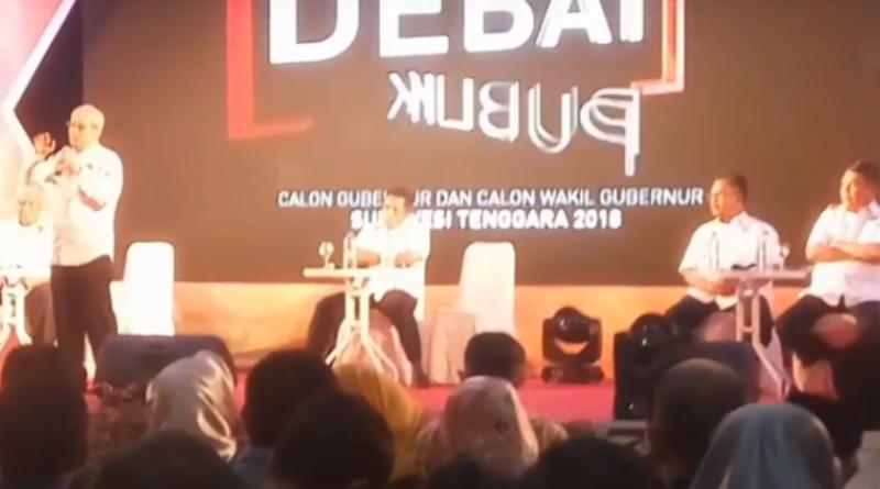 Video, Debat Publik Sesi II, Ini Cara Paslon AMAN Berantas Narkoba