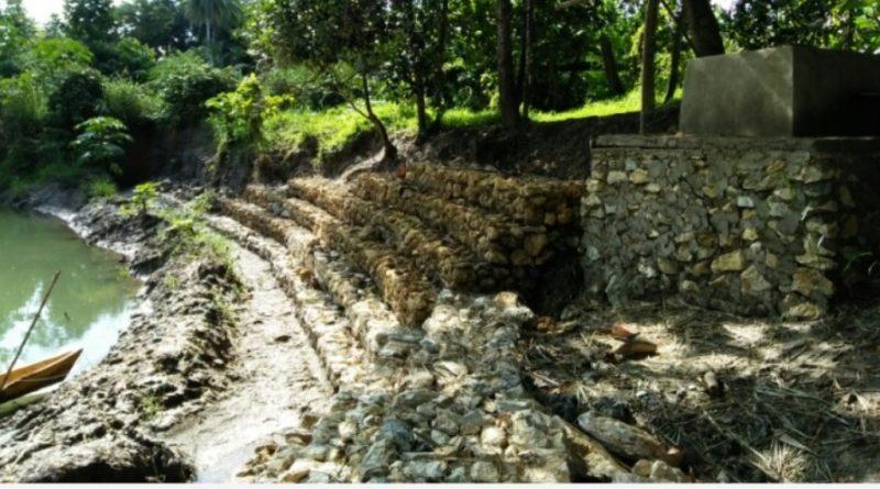 Telan Anggaran Milyaran Pembangunan Irigasi di Butur Belum Berfungsi