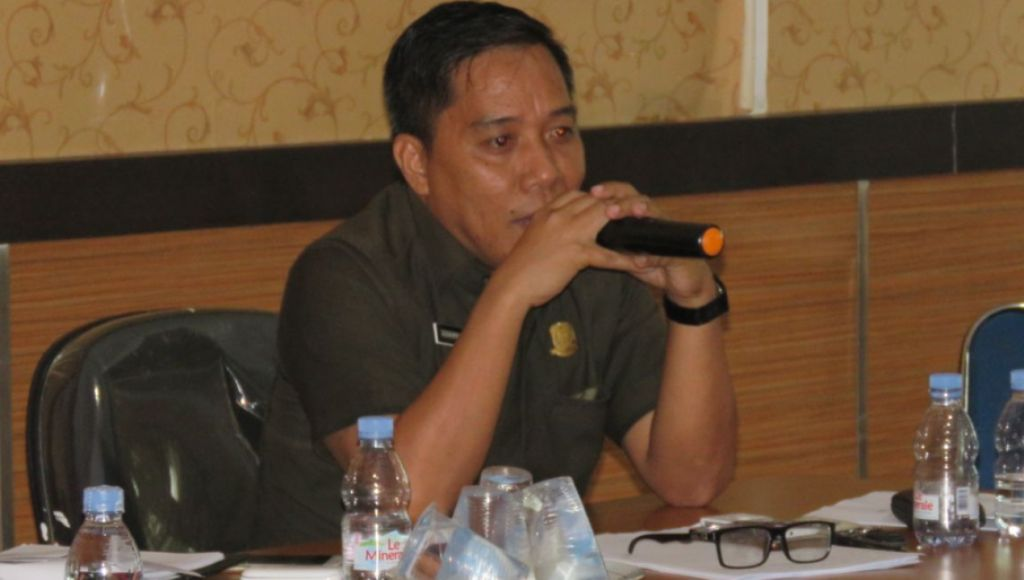 Ketua Komisi III DPRD Serukan Bantuan Bedah Rumah Harus Tepat Sasaran