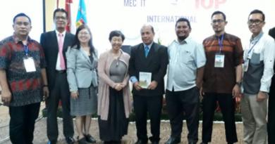 Akademisi Dari Berbagai PT Kolaborasi Tulis Paper Untuk MECnIT 2017