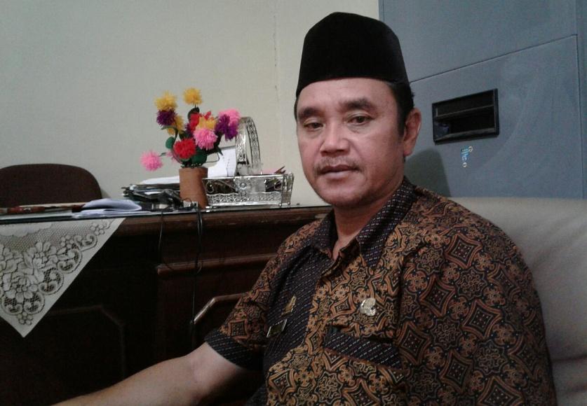 Kepala Bidang Ketenagaan Dinas Pendidikan dan Kebudayaan Kabupaten Bantaeng Drs. Miftahuddin. FOTO : SYAMSUDDIN