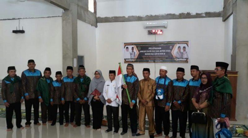41 Orang Jamaah Calon Haji Asal Butur Tergabung Dalam Kloter 22