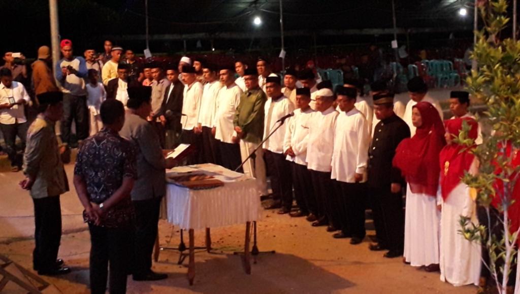 MTQ ke-27 Tingkat Kabupaten Muna Resmi Dibuka, ini Pesan Religi Bupati