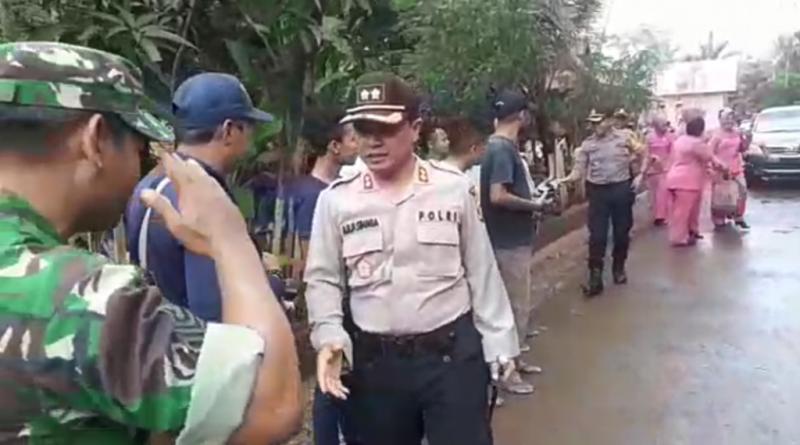 Video, Desa Ini Banyak Ular Piton, TNI/Polri Bakal Sisir