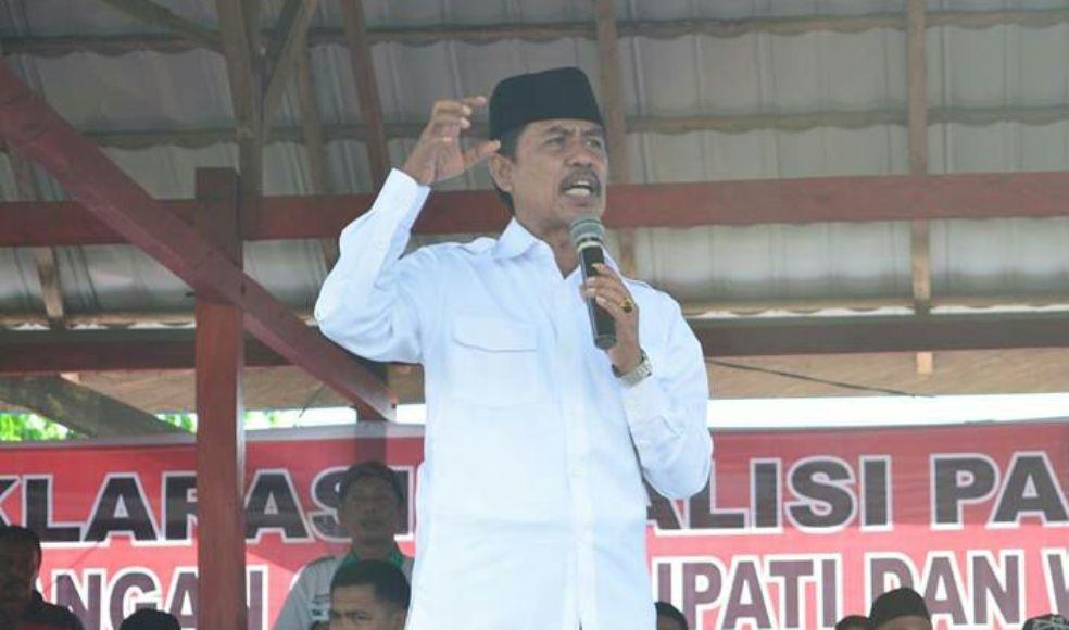 Ketua KONI Kolaka Utara Nurahman Umar