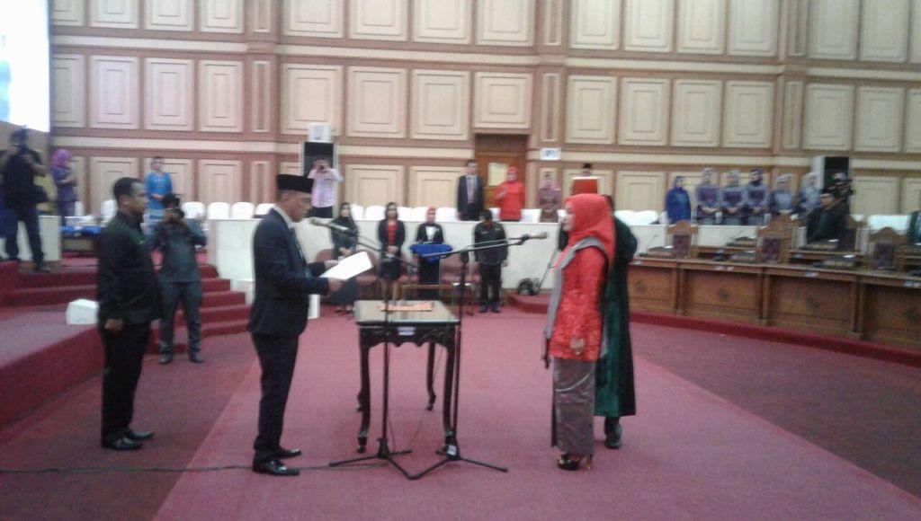 Ketua Fraksi dan BK DPRD Sultra Hingga Kini Masih Kosong