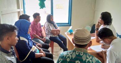 Calon PPS Empat Kecamatan di Konkep Tuntas Jalani Tes Wawancara