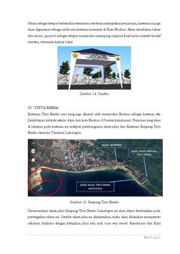 Fokal Point, Bangun Kota Bau-bau, Ini Metode Pj Wali Kota