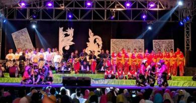 Ning Nong Ikut Sukseskan Konser Budaya 50 Tahun KKY