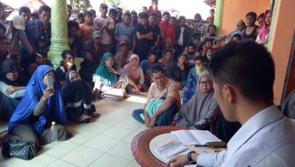 Aktivitas PT Baula Diduga Rugikan Petani Rumput Laut di Tinanggea