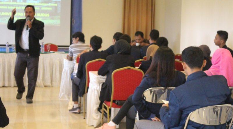 Tiga Syarat Menjadi Pemimpin Versi Rektor Universitas Muria Kudus