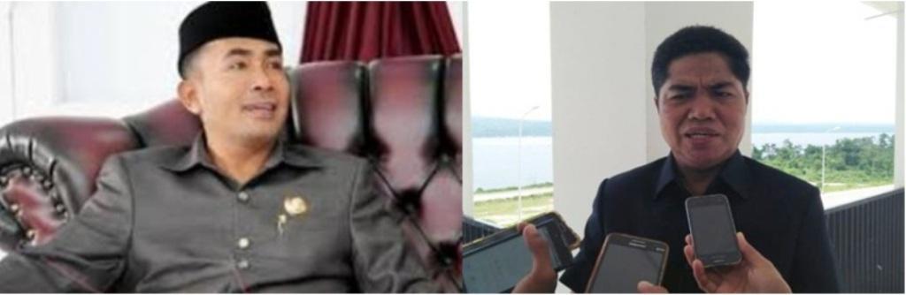 Desember 2017, Pasangan Umar-Bakry, Dilantik Sebagai Bupati dan Wakil Bupati Buton Periode 2017-2022