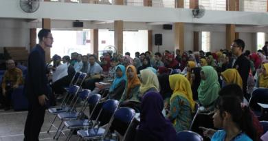UMK Gelar Pelatihan TOT Penyusunan Proposal PKM