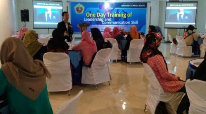 Mahasiswa UMK Dibekali Skill Kepemimpinan dan Komunikasi