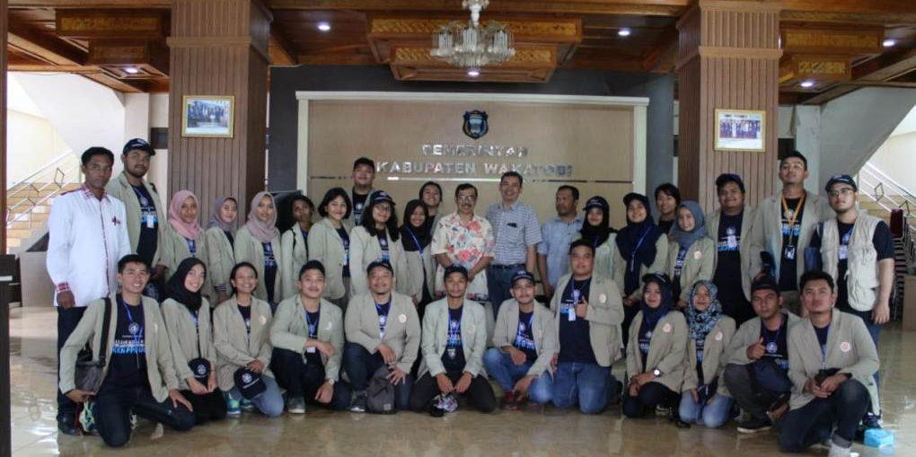Peserta KKN UGM Ditantang Tulis Tentang Wakatobi