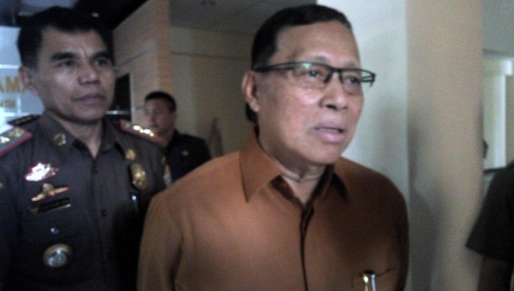 Plt Gubernur Sulawesi Tenggara (Sultra) HM Saleh Lasata