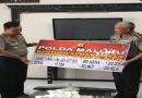 Polda Maluku Peduli Korban Gempa Lombok NTB