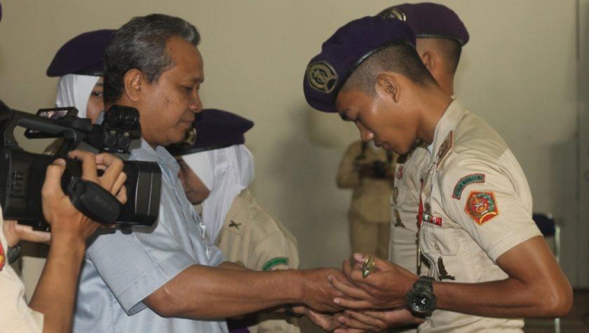 Komandan Menwa Mahadipa Jateng: Perluas Kemampuan Intelektual dan Jaga Komitmen Moral