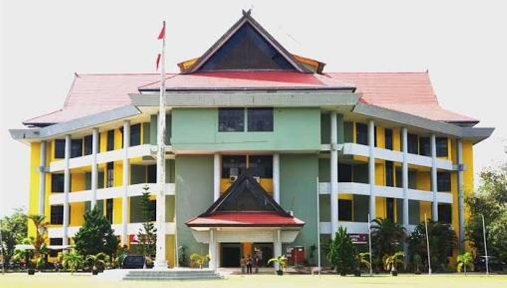 Kantort Rektorat Universitas Halu Oleo
