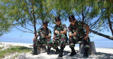 Pasukan PPRC TNI Berhasil Rebut Kembali Morotai