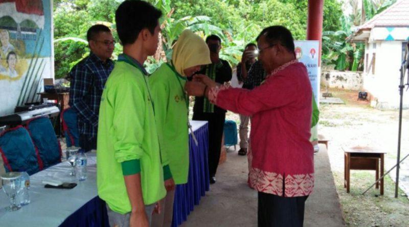 Kemenpora dan Gema Desantara Latih Pemuda Buton Selatan