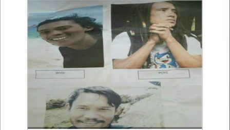 Tiga Orang Pendaki Gunung Dilaporkan Hilang