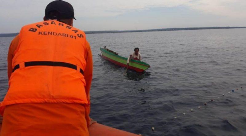 Seorang Penumpang KM Nggapulu Lompat di Perairan Kadatua Busel