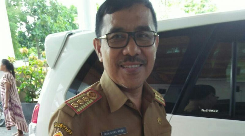 "Sekda Muh Ilyas Abibu ""Warning"" Pegawai Tak Disiplin"