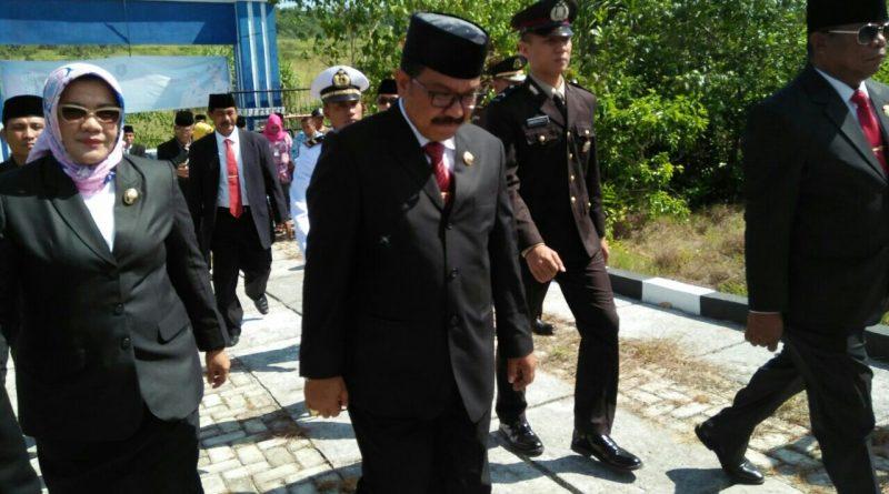 Akhir Tahun, Jabatan Baru Catatan wartawan tegas.co, Rusdin