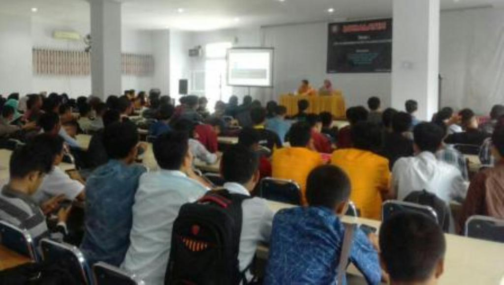 Seminar, FHIL UHO Harap Mahasiswa Tak Ada Lagi Plagiarisme