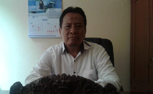 Kadis Kependudukan dan Capil Bantaeng H. M Amri SH. MH. FOTO : SYAMSUDDIN