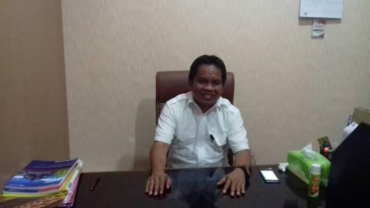 kepala Bidang Pengelola Anggaran DPKAD Kabupaten Bantaeng Junaedi. FOTO : SYAMSUDDIN