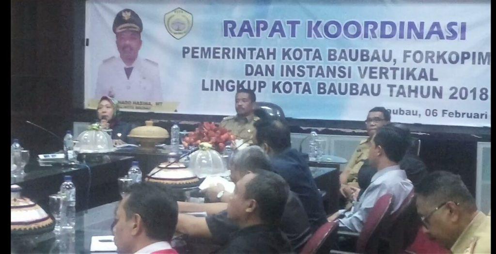 DPRD Bersemangat Rencana Kerja Pj Walikota Baubau