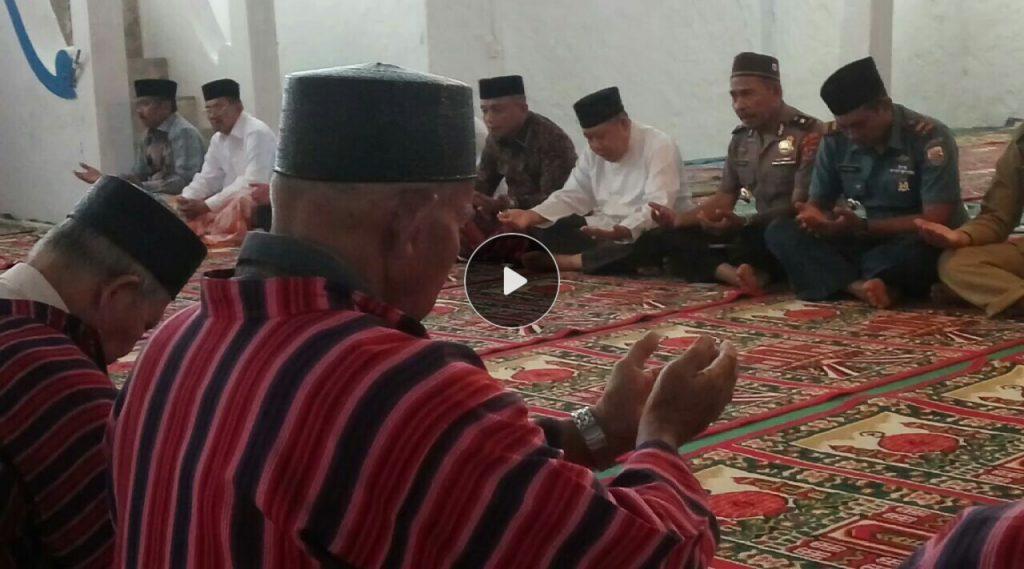 Pemkot Baubau Gelar Doa bersama Untuk Keselamatan