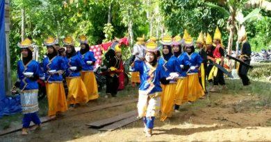 Pesta Panen Padungku di Desa Manurung, Malili - Kabupaten Luwu Timur
