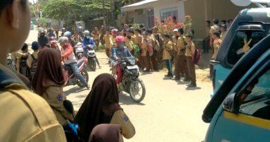 Kamad MTsN 2 Kendari Bantah Siswanya Tawuran dengan Sekolah Lain