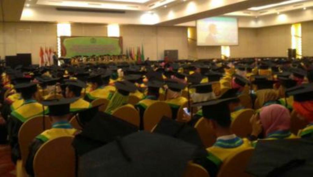 Universitas Muhammadiyah Kendari luluskan 521 Sarjana Wisuda ke XVI