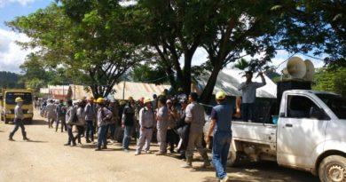 Merasa Dirugikan, Buruh PT. VDNI Tolak Kehadiran Leo Chandra di Morosi