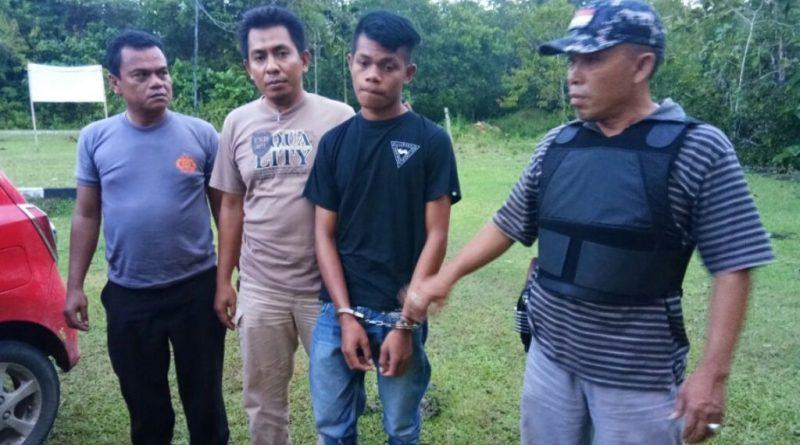 Diduga Terlibat Pengeroyokan Pemuda Ini Ditangkap Polisi