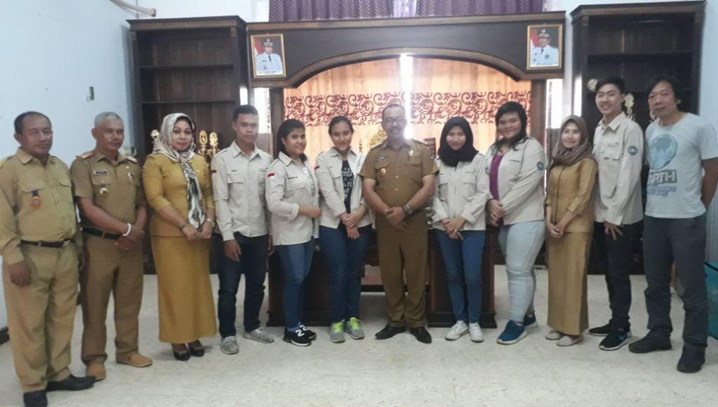 Sekolah Tinggi Pariwisata Bandung, Bakal Kerjasama Dengan Pemda Muna