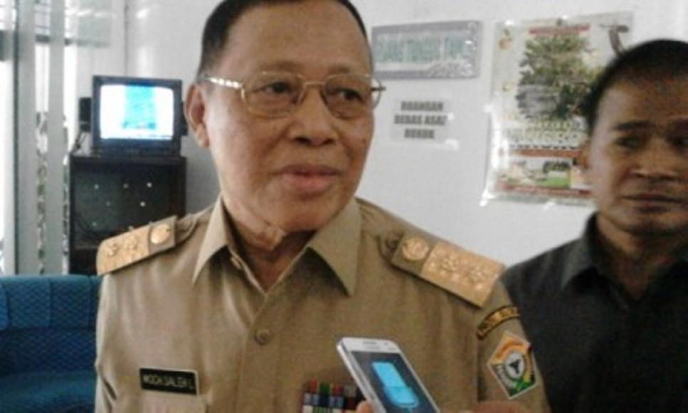 Plt Gubernur Sultra H. M Saleh Lasata