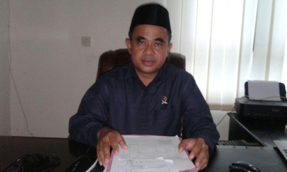 Wakil Ketua Pengadilan Agama Kabupaten Konsel, Muhamad Arif. FOTO : MAHIDIN