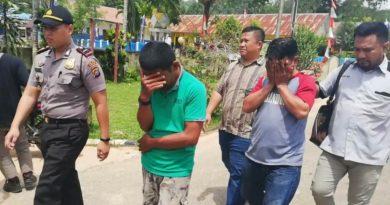 Dua Wartawan Gadungan Peras Oknum Kepala Desa Ditangkap Polisi