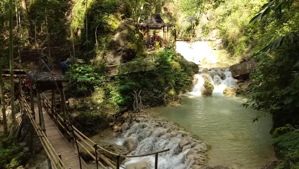 Akhir Pekan, Yuk Nikmati Air Terjung di Kota Jogja
