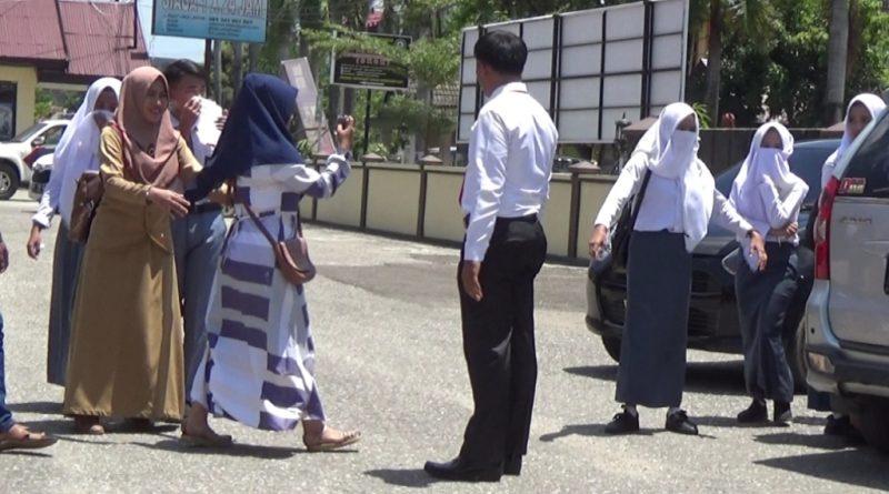 Telanjangi Teman Sendiri, Lima Siswi SMAN 1 Kolaka Ditangkap Polisi